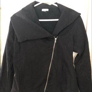 Thyme and Honey.  Light black jacket